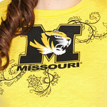 Load image into Gallery viewer, Missouri Tigers Slub Tee