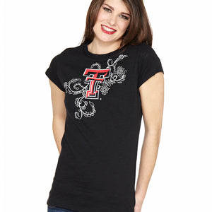 Texas Tech Red Raiders Slub Tee
