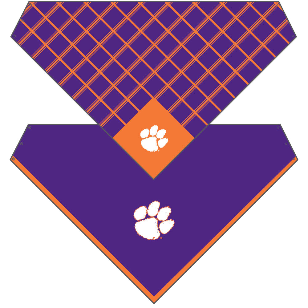 Clemson Tigers Snap Scarf