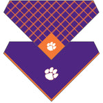 Load image into Gallery viewer, Clemson Tigers Snap Scarf