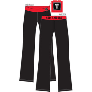 Texas Tech Red Raiders Fit Pant