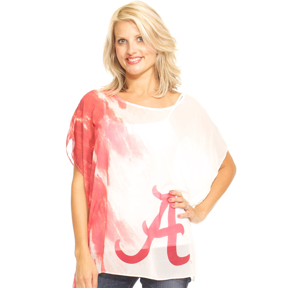 Alabama Crimson Tide Sheer Tunic