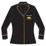 Load image into Gallery viewer, Iowa Hawkeyes Pajama Set