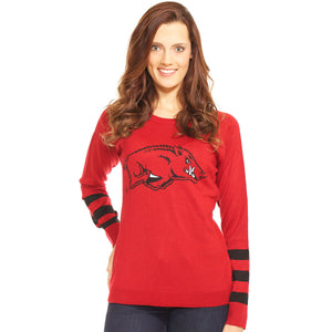 Arkansas Razorbacks Logo Sweater