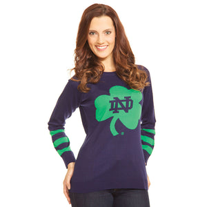 NOTRE DAME Logo Sweater