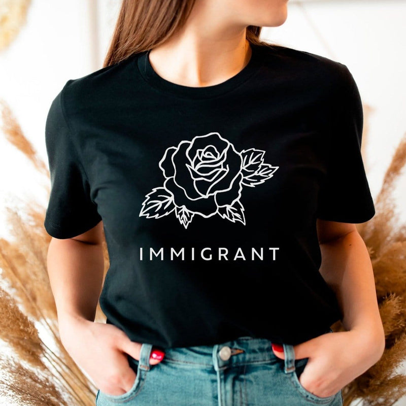 Immigrant Rose