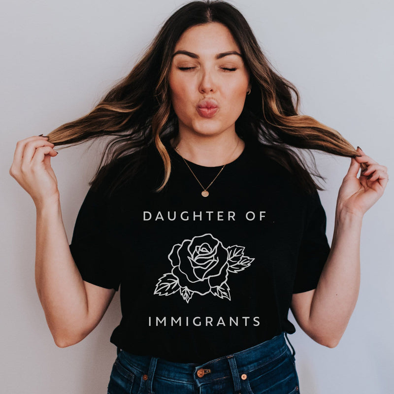 Daughter of immigrants