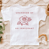 Grandson of an immigrant