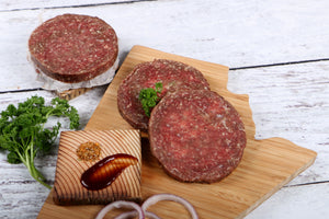 Bison Burger Patties 1.25lbs