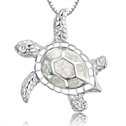TURTLE'S JOURNEY - NECKLACE