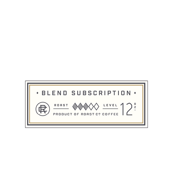 Blend Subscription