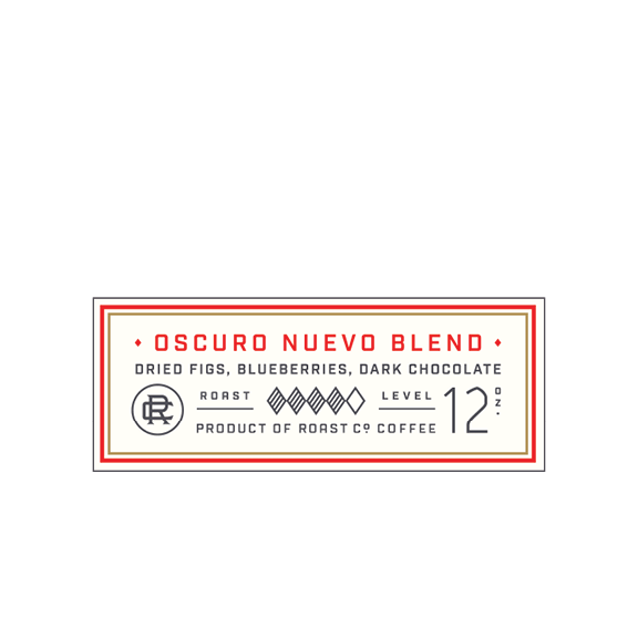Oscuro Nuevo Blend