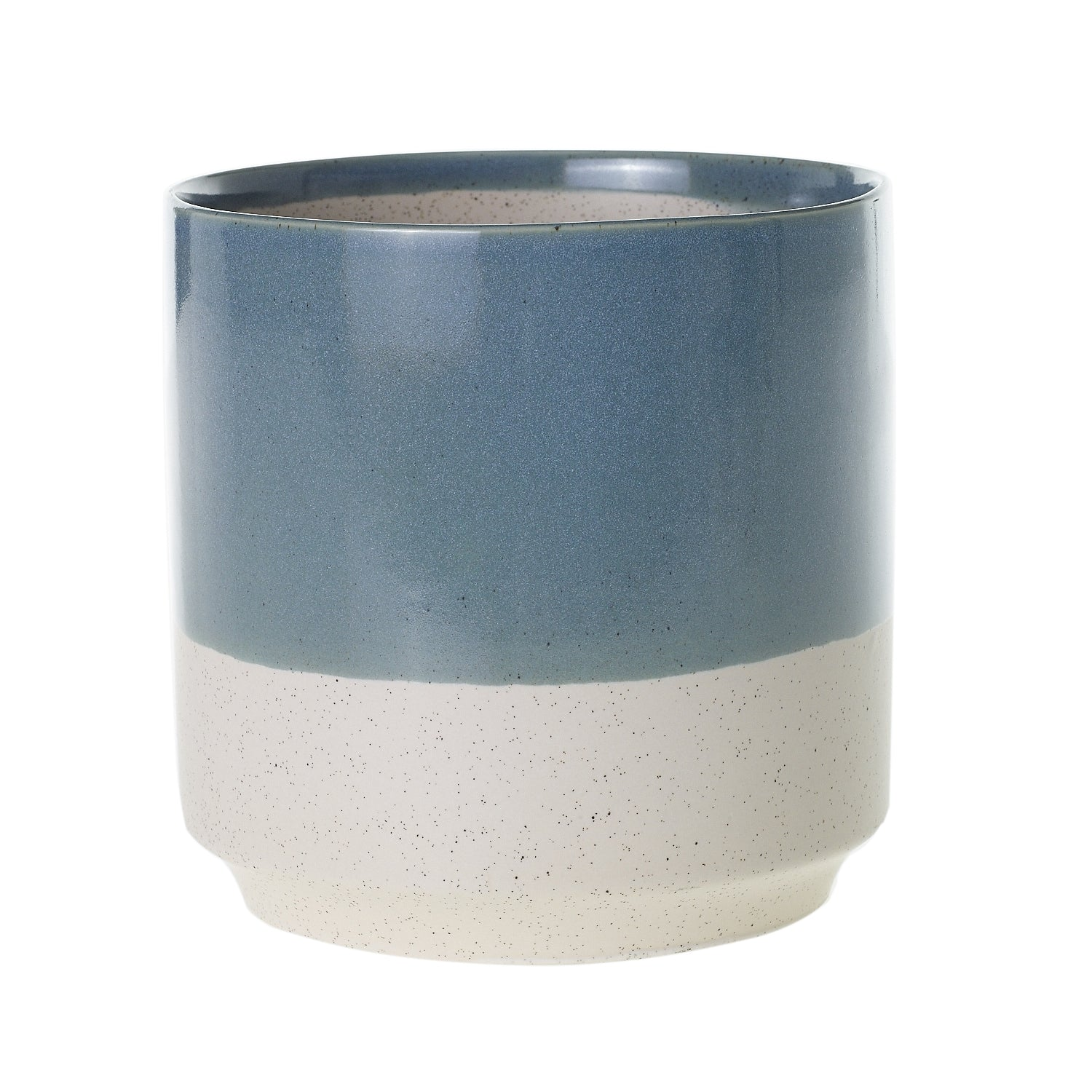 "Calm Pot || 6"" blue"