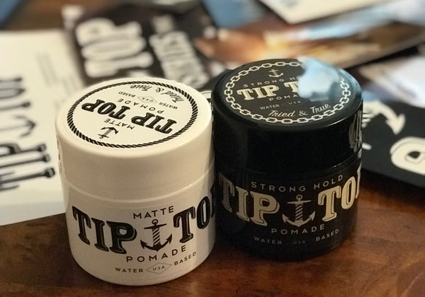Tip Top Original Water Based Pomade 4.25oz
