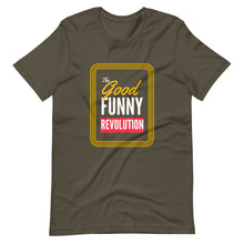 Load image into Gallery viewer, The Good Funny Revolution Tee