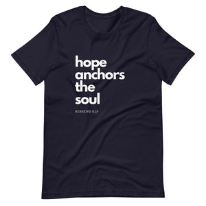 Hope Anchors The Soul Tee