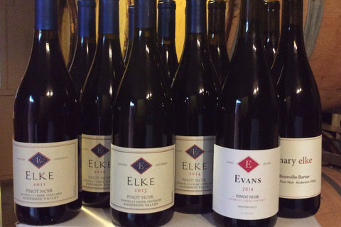 Full Elke Club - 100% Pinot Noir