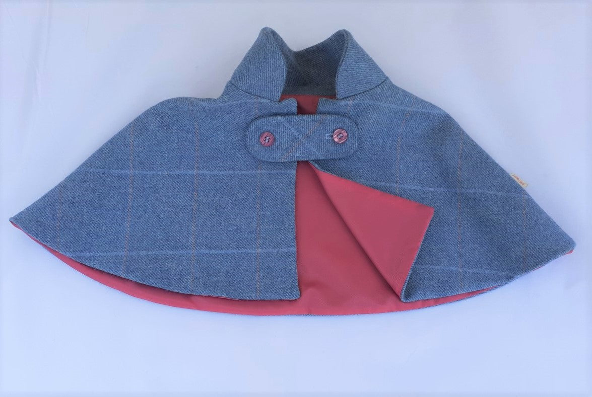 Girls Cape, 2-4 years