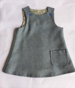 Girls Pinafore, 4-5 years