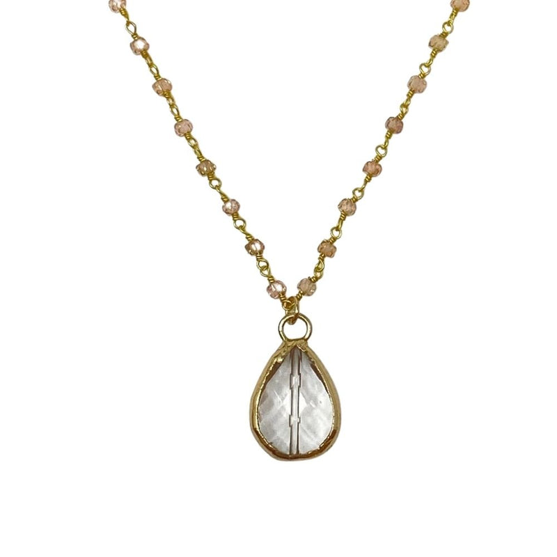 Gold Sonia Necklace