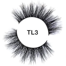 Load image into Gallery viewer, 3D TL3 LUXURY LASHES
