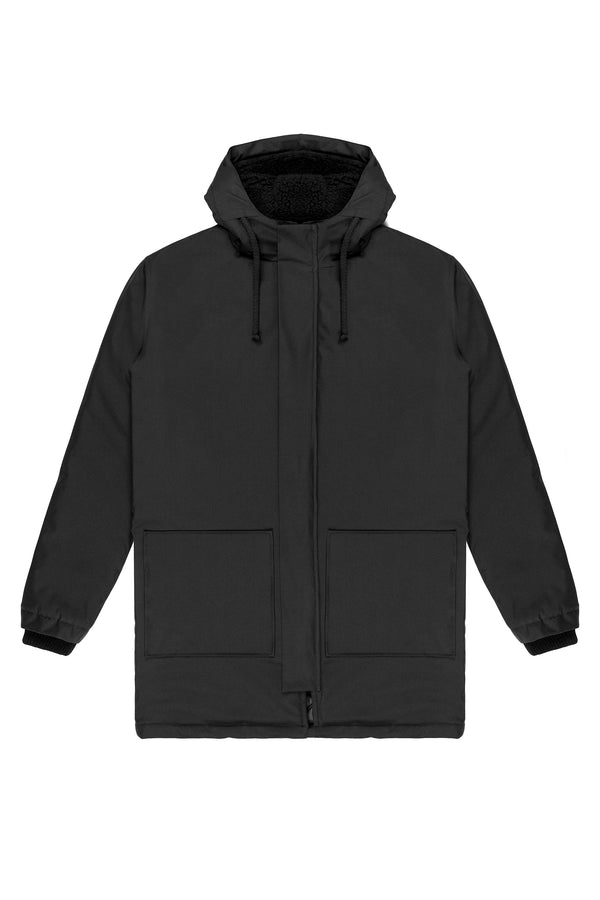 WINTER JACKET IN NOIR