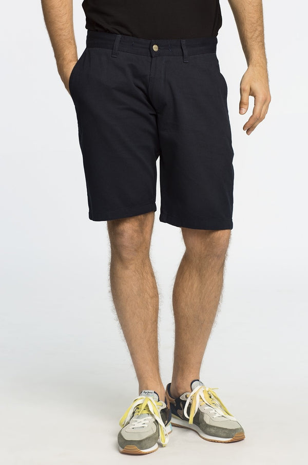 CHINO SHORTS IN NAVY