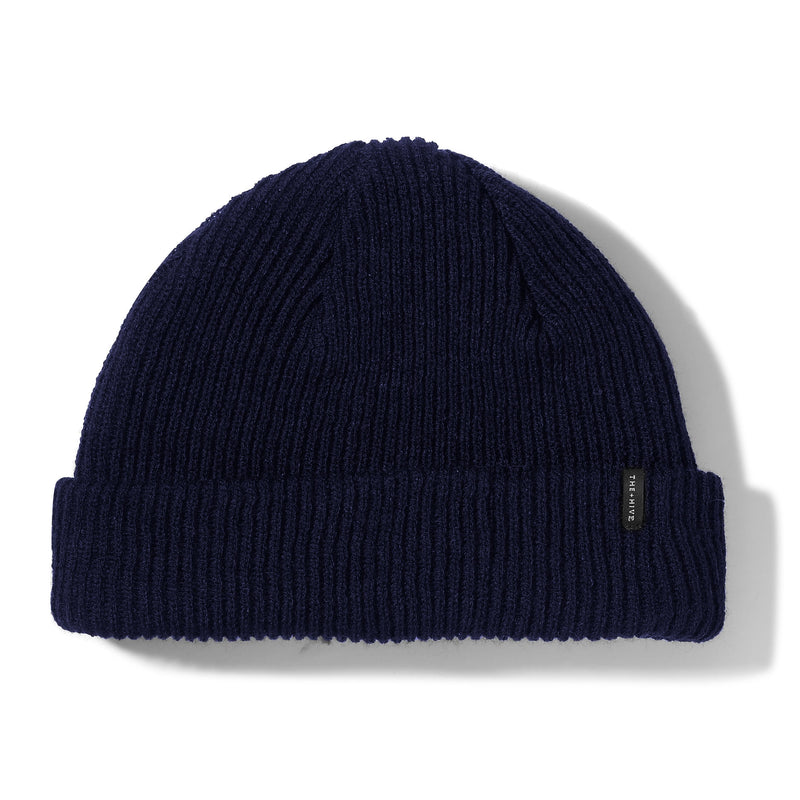 DOCKER SHORT BEANIE IN NAVY