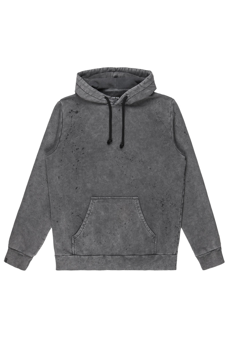WASHED HOOPLE HOODIE