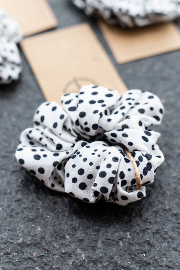 DOTS SCRUNCHIE 3 PACK