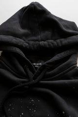 HOOPLE HOODIE IN BLACK