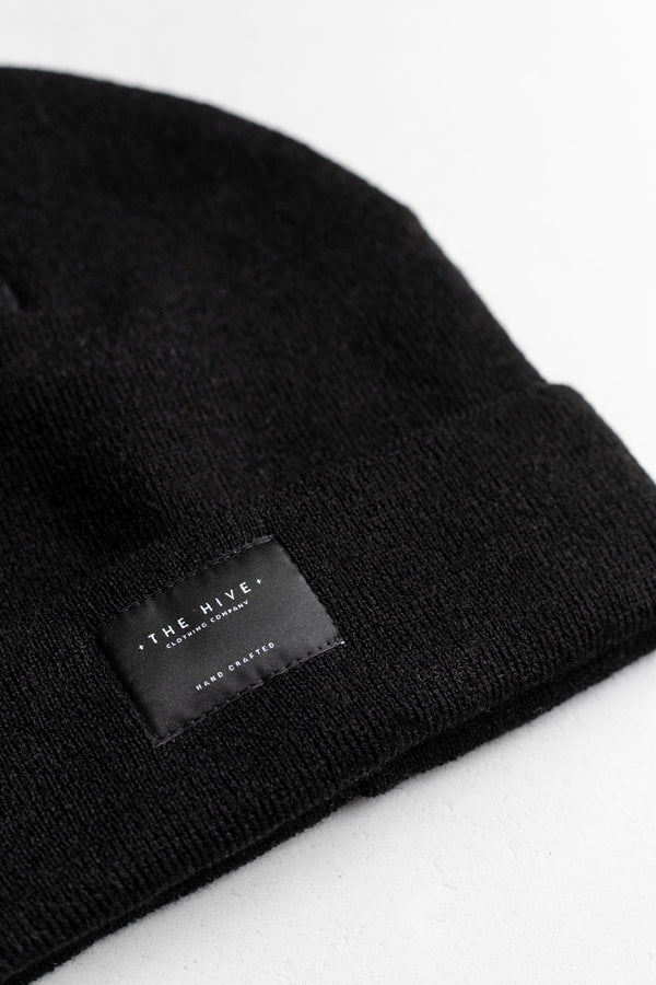 CRAFTED CLASSIC BEANIE