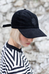 CAP IN NOIR