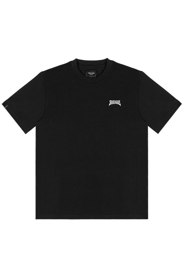 RELENTLESS TEE IN BLACK