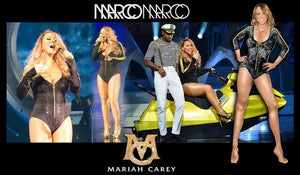Mariah Carey Giving Vegas Glam in Marco Marco