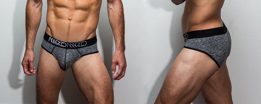Designer Mens Underwear | Shades of Gray