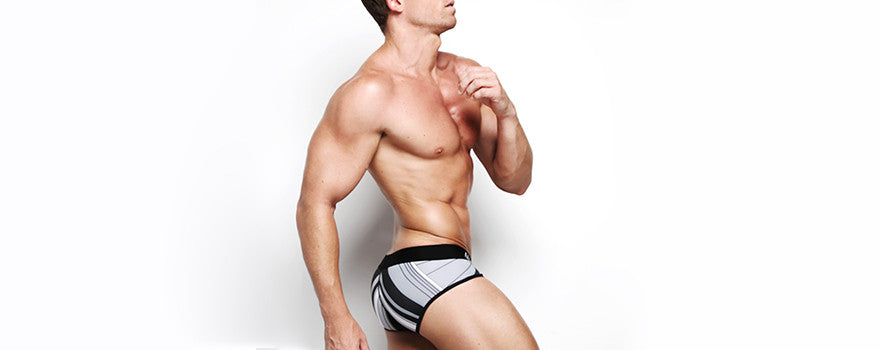 Designer Mens Underwear | Linear Briefs