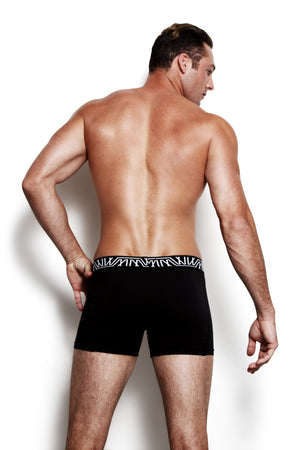 Designer Mens Underwear | Marco Marco | Core Boxer Brief Black