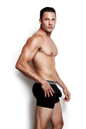 Core Boxer Brief Black - Marco Marco