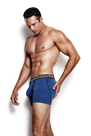 Core Boxer Brief Blue - Marco Marco
