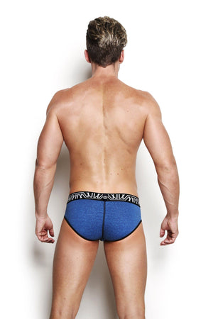 Designer Mens Underwear | Marco Marco | Core Brief Blue