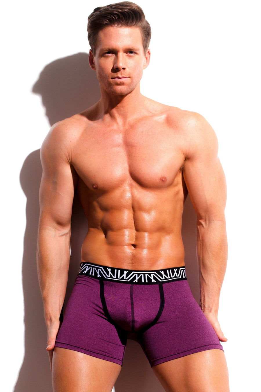 Core Boxer Brief Magenta - Marco Marco