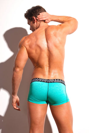 Designer Mens Underwear | Marco Marco | Core Trunk Mint