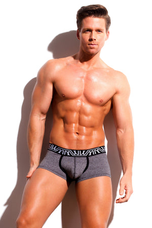 Designer Mens Underwear | Marco Marco | Core Trunk Gray