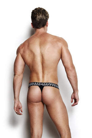 Core Thong Black - Marco Marco