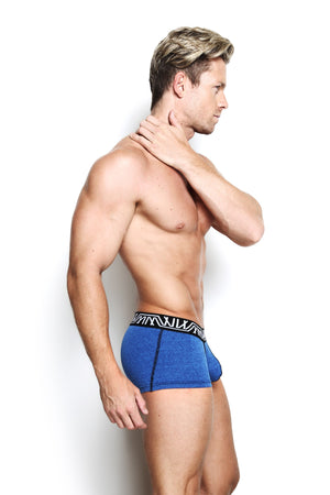 Designer Mens Underwear | Marco Marco | Core Trunk Blue