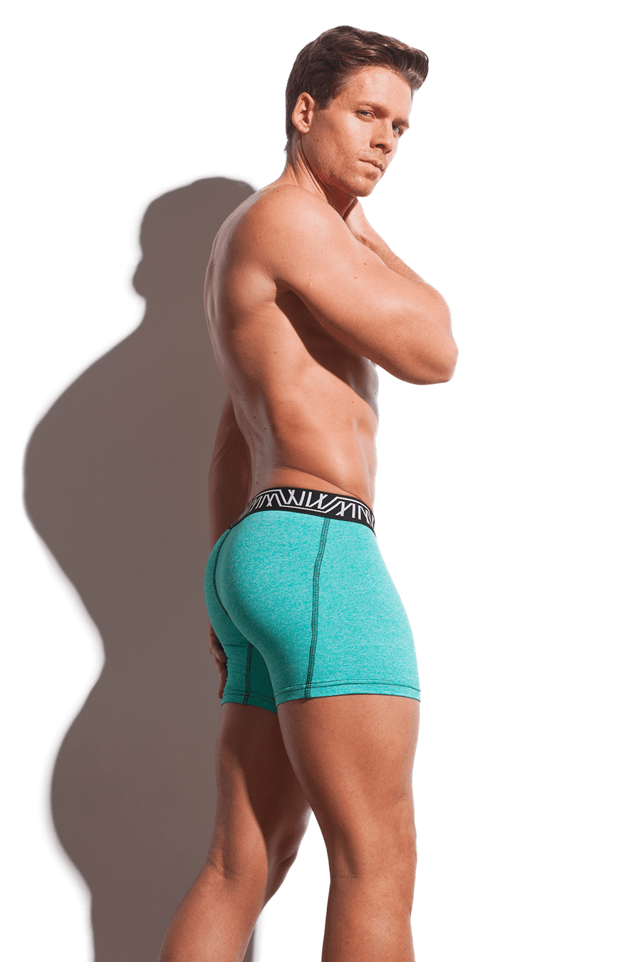 Core Boxer Brief Mint - Marco Marco