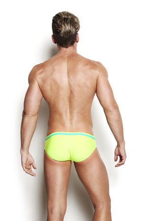 Designer Mens Underwear | Marco Marco | Essential Swim Brief Yellow