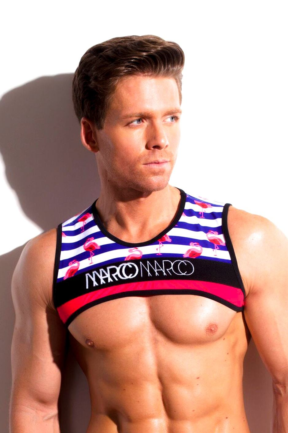 Designer Mens Underwear | Marco Marco | Nautical Harness