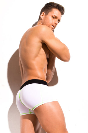 Neon Stitch Trunk White - Marco Marco